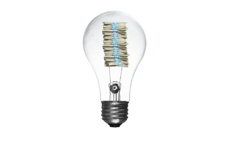 Preço da energia elétrica sobe 70% em SP e Curitiba